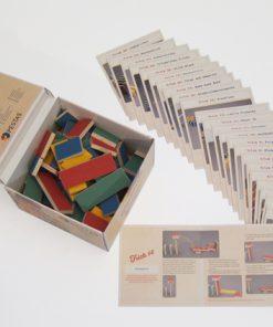 Box de 100 Pestas avec Astuces en action