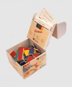 Box ouvert de 100 Pestas avec Astuces